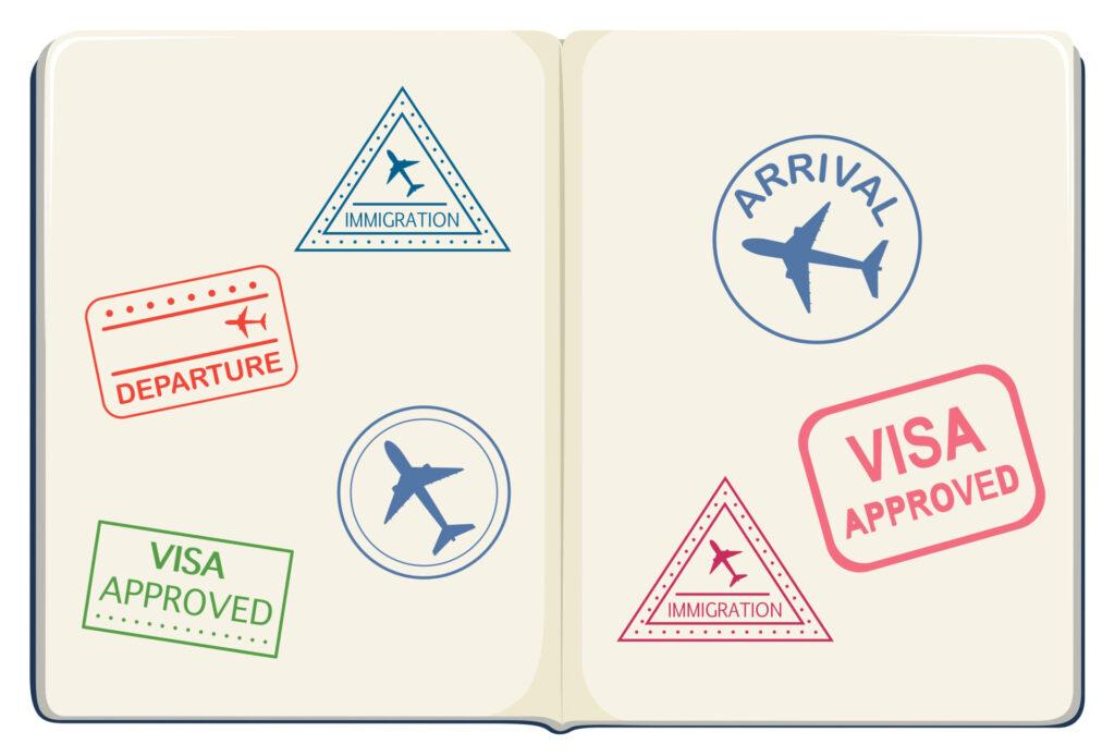 ビザの取得(移住前に必要な手続きリスト)
