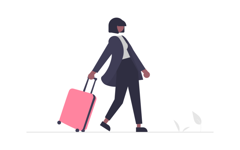 女性が一人で海外移住する方法⑤:海外支社への転勤