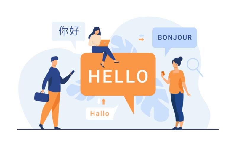 英語が学びやすい環境にある、翻訳機能も充実