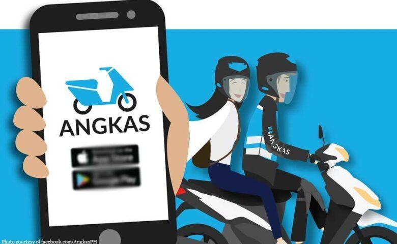フィリピンの交通手段:Angkas