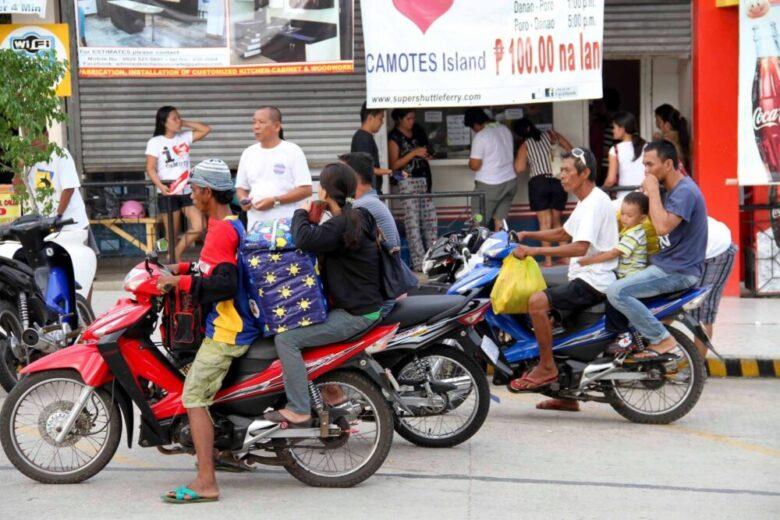 フィリピンの交通手段:ハバルハバル