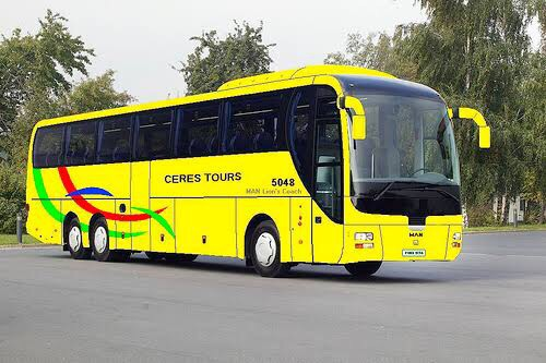 フィリピンの交通手段:市内バス